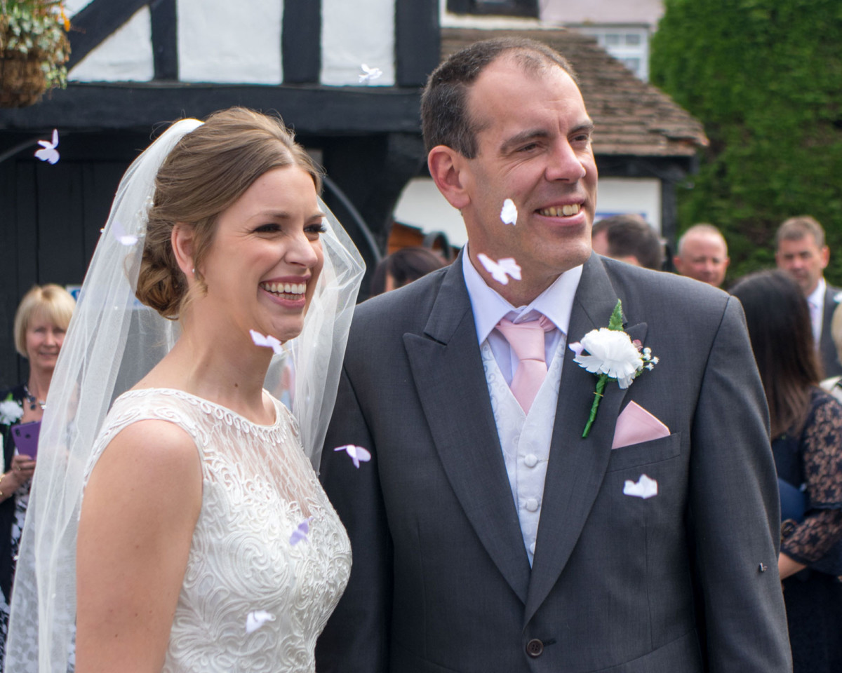 The Rose and Crown Hotel Wedding