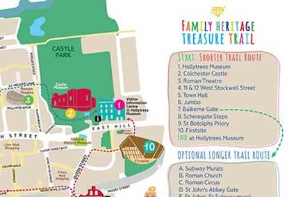Family Heritage Treasure Trail